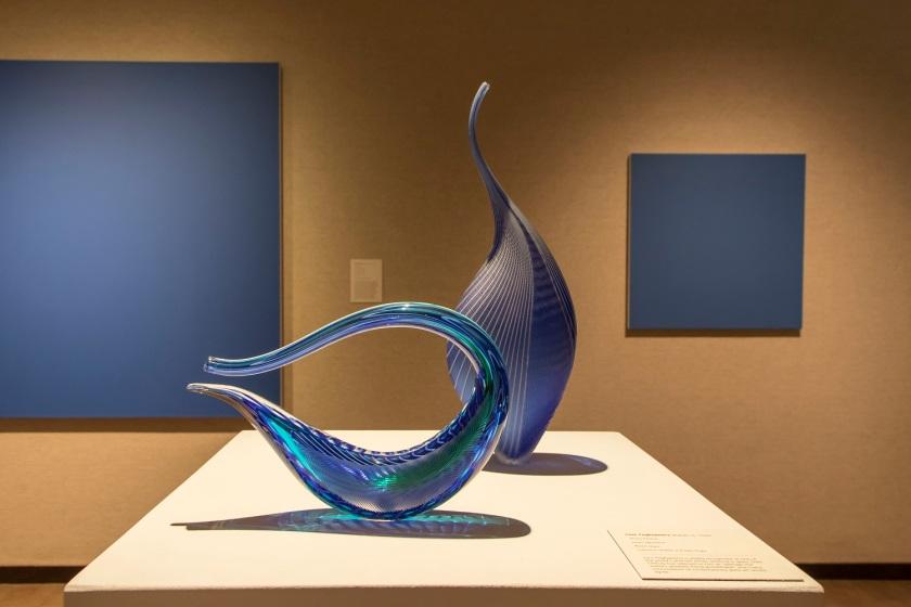 SHSU, LEAP Ambassadors, LEAP Centers, Amarillo, Amarillo Museum of Art, Lino Tagliapietra