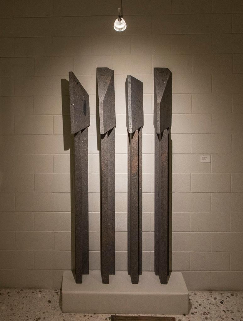SHSU, LEAP Ambassadors, LEAP Centers, Amarillo, Amarillo Museum of Art, Jesus Moroles