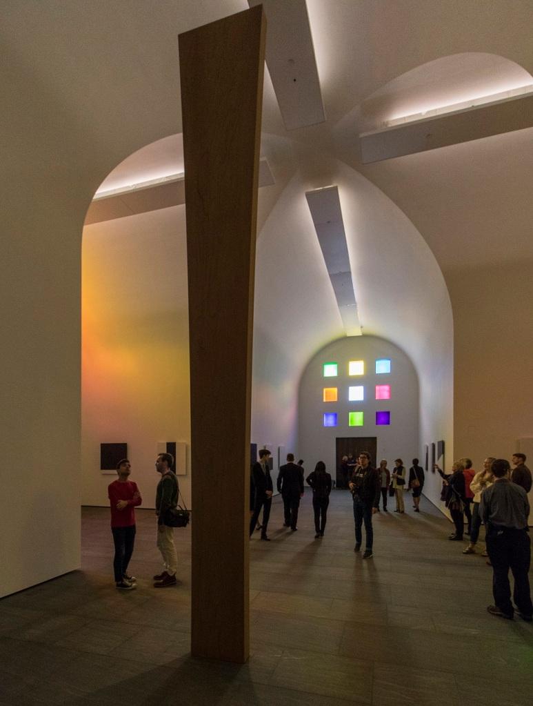 SHSU, LEAP Center, LEAP Ambassadors, ATX, Blanton Museum of Art, Ellsworth Kelly