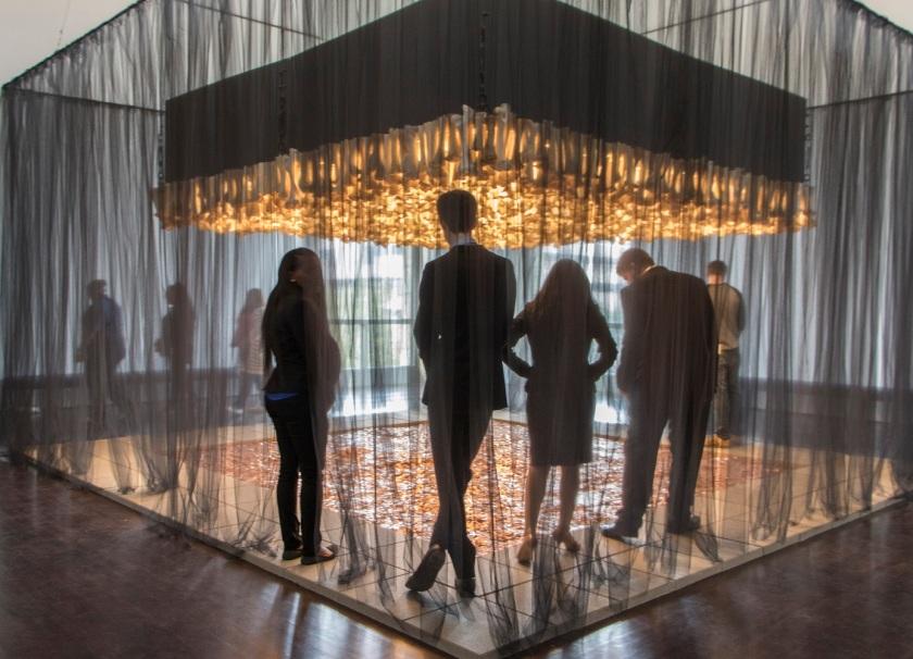 SHSU, LEAP Center, LEAP Ambassadors, ATX, Blanton Museum of Art