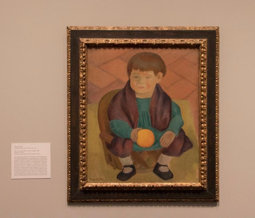SHSU, LEAP Center, LEAP Ambassadors, ATX, Blanton Museum of Art, Diego Rivera