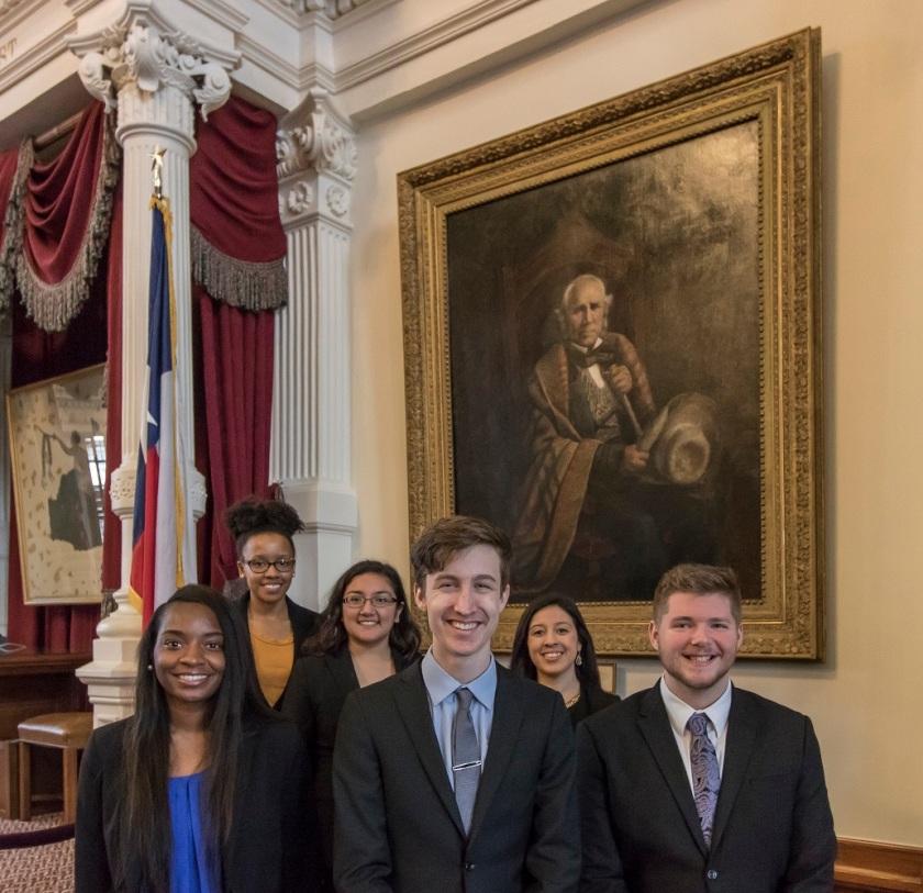 SHSU, LEAP Center, LEAP Ambassadors, ATX, Texas Capitol