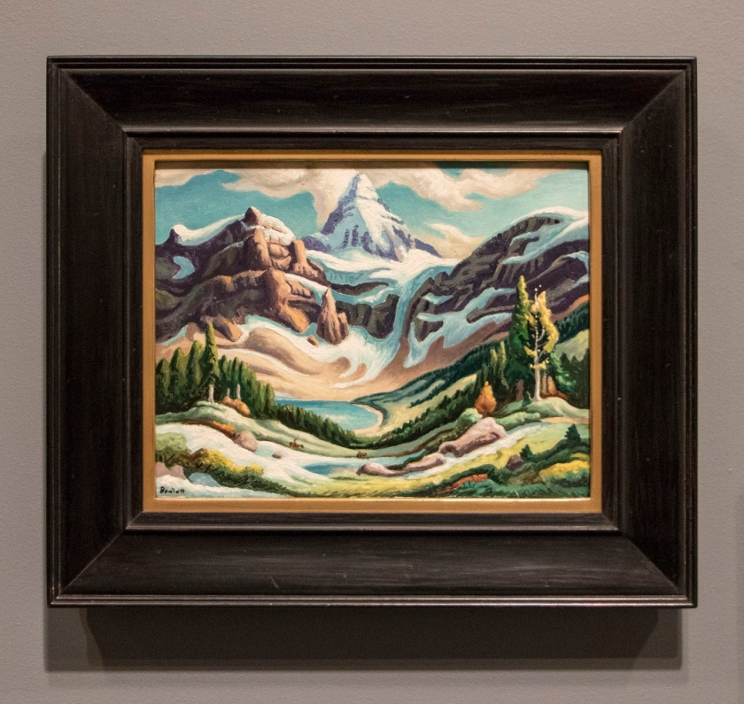 SHSU, LEAP Center, LEAP Ambassadors, Denver CO, Denver Museum of Art, Thomas Hart Benton