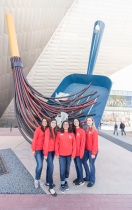 SHSU, LEAP Center, LEAP Ambassadors, Claes Oldenburg, Denver