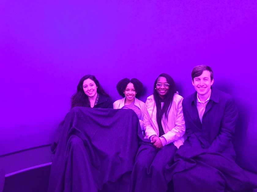 SHSU, LEAP Center, LEAP Ambassadors, James Turrell, UT Skyspace