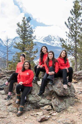 SHSU, LEAP Center, LEAP Ambassadors, Rocky Mountain National Park