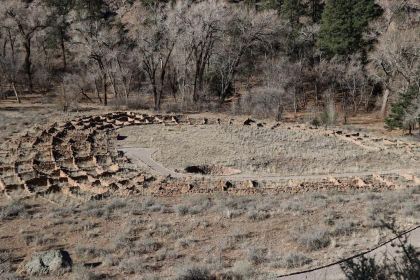 SHSU, LEAP Center, LEAP Ambassadors, Santa Fe, Bandelier Monument