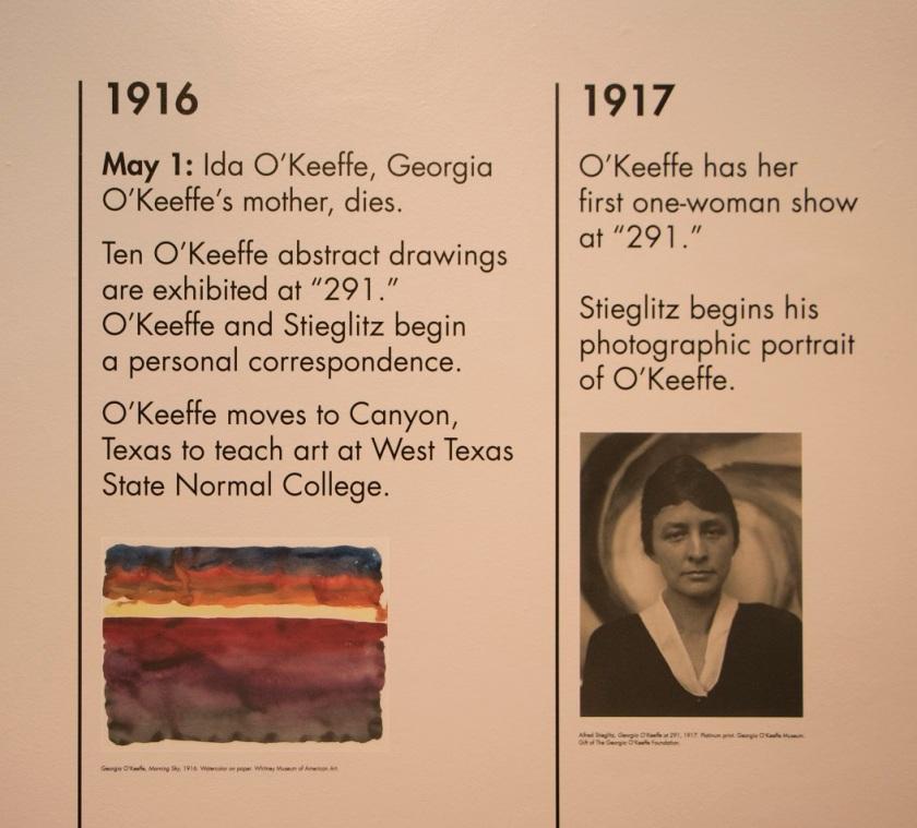 SHSU, LEAP Ambassadors, LEAP Center, Santa Fe, Georgia O'Keeffe Museum