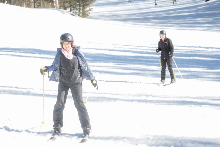 SHSU, LEAP Ambassadors, LEAP Center, Santa Fe, Ski Santa Fe