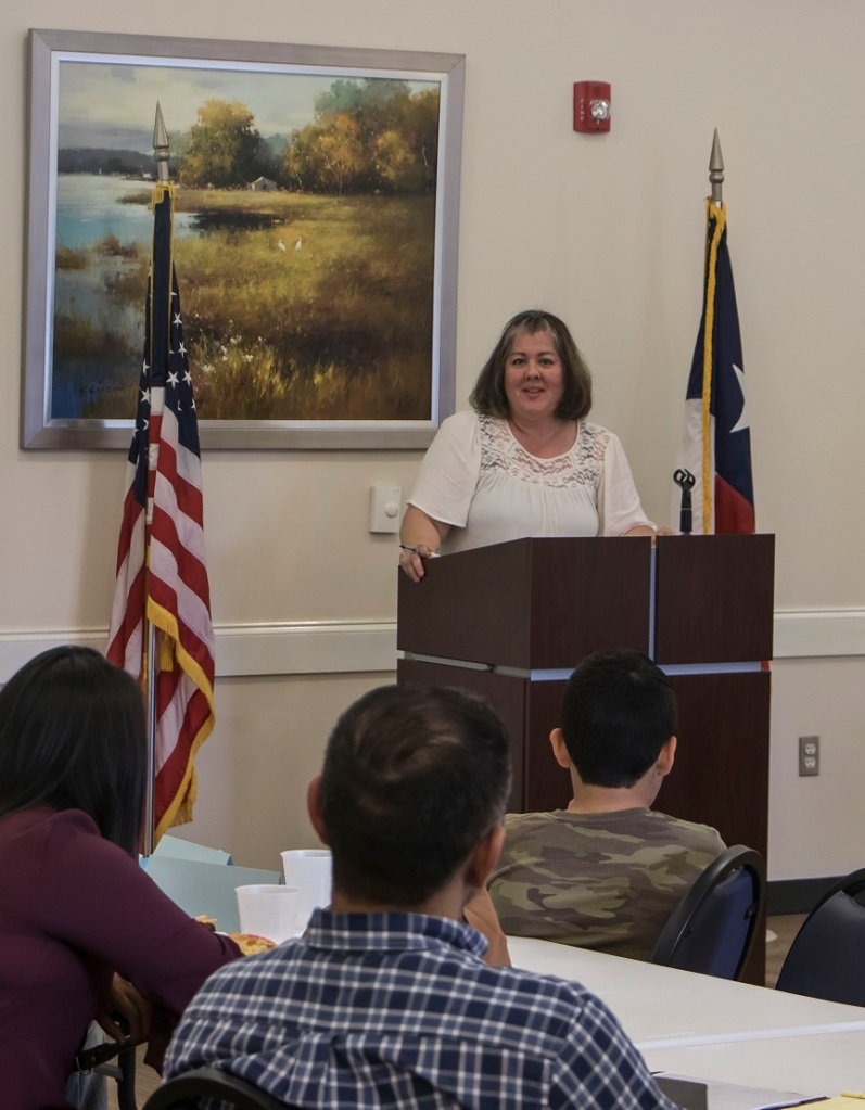 SHSU, Huntsville Public Library, LEAP Center, LEAP Ambassadors, Citizenship Preparatory Course