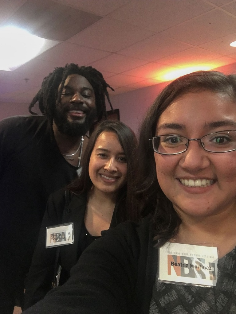 SHSU, LEAP Center, LEAP Ambassadors, National Book Awards at SHSU, Jason Reynolds