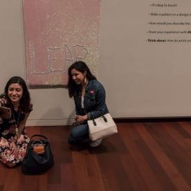SHSU, LEAP Ambassadors, LEAP Center, McNay Art Museum, LEAP