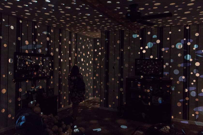 SHSU, LEAP Ambassadors, LEAP Center, McNay Art Museum, Chris Seuter