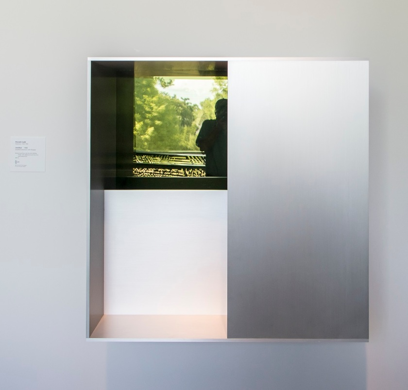 SHSU, LEAP Ambassadors, LEAP Center, McNay Art Museum, Donald Judd