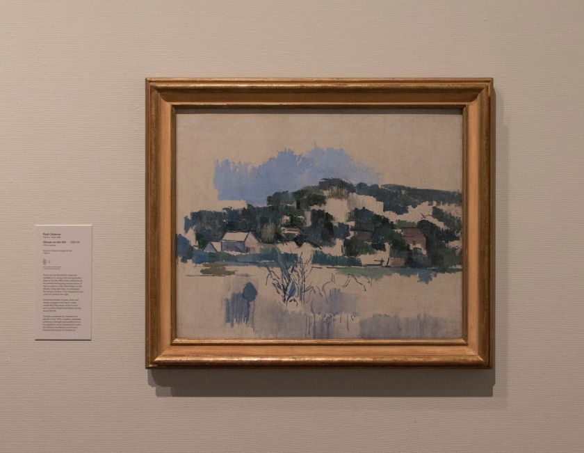 SHSU, LEAP Ambassadors, LEAP Center, McNay Art Museum, Cezanne