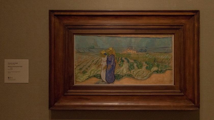 SHSU, LEAP Ambassadors, LEAP Center, McNay Art Museum, Van Gogh