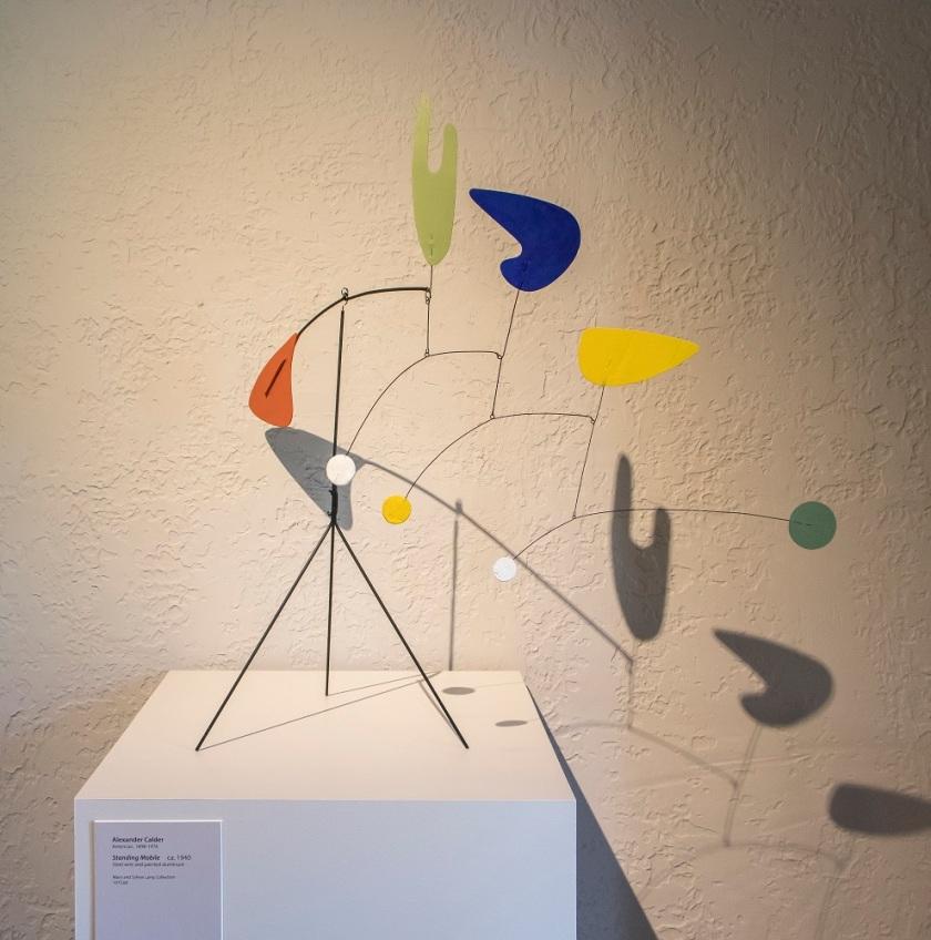 SHSU, LEAP Ambassadors, LEAP Center, McNay Art Museum, Alexander Calder