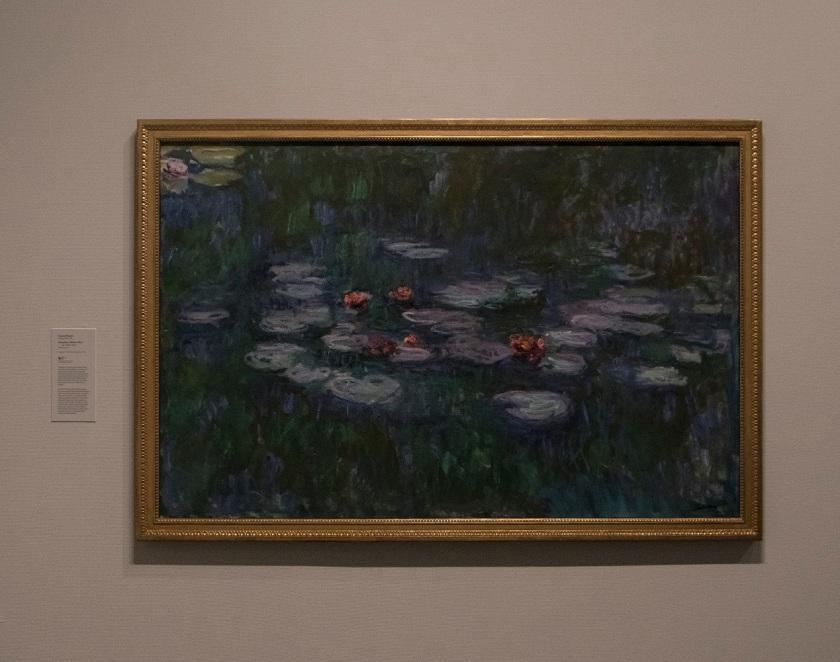 SHSU, LEAP Ambassadors, LEAP Center, McNay Art Museum, Monet