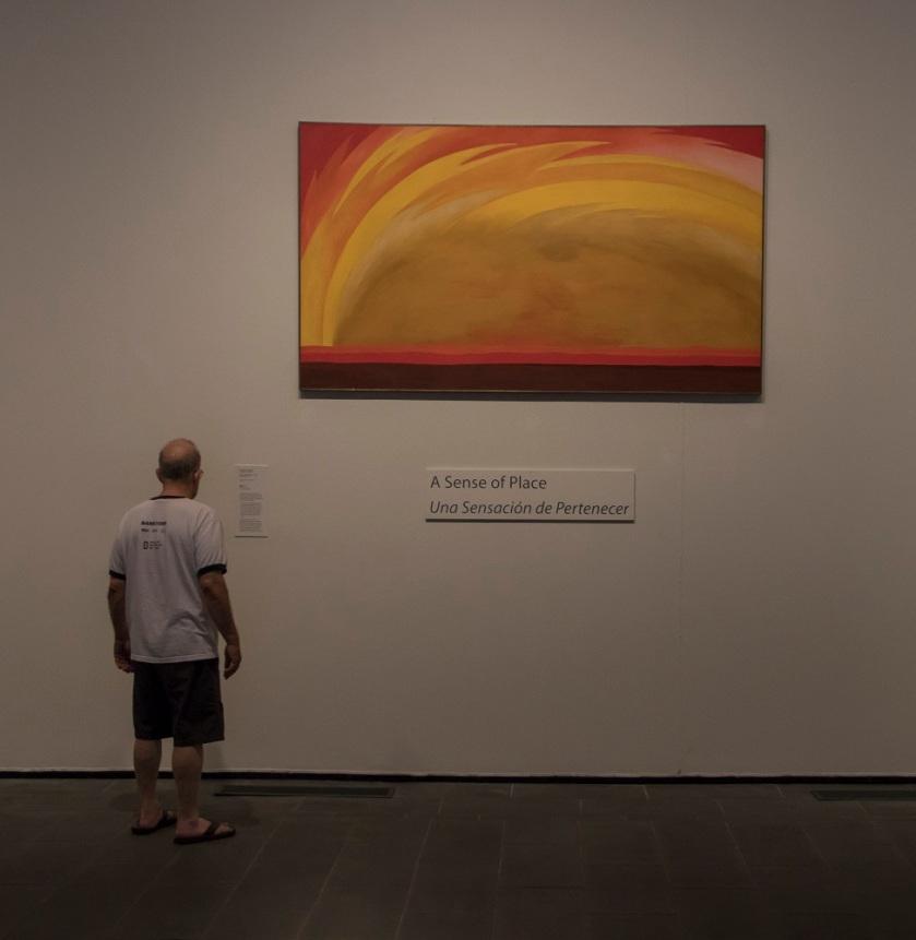 SHSU, LEAP Ambassadors, LEAP Center, McNay Art Museum, O'Keeffe