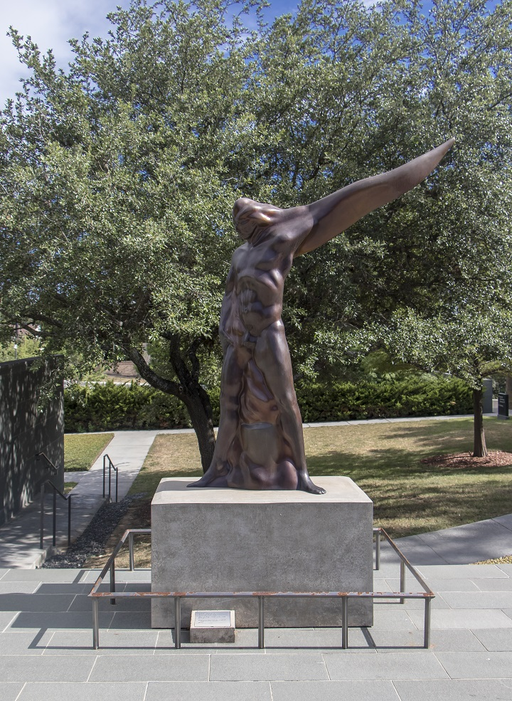 SHSU, LEAP Ambassadors, LEAP Center, McNay Art Museum, Luis Jimenez