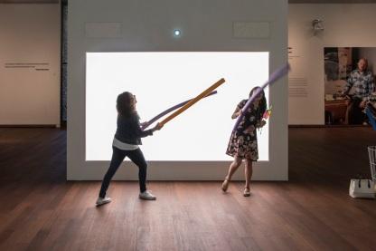 SHSU, LEAP Ambassadors, LEAP Center, McNay Art Museum, Phillip Worthington