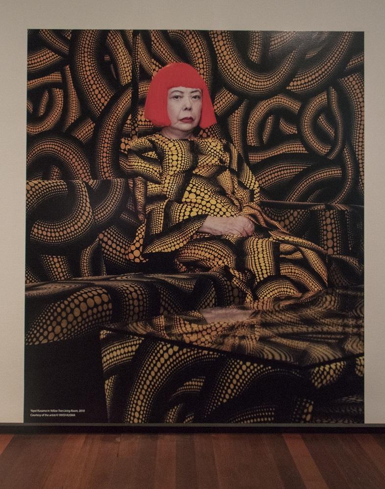 SHSU, LEAP Ambassadors, LEAP Center, McNay Art Museum, Yayoi Kusama