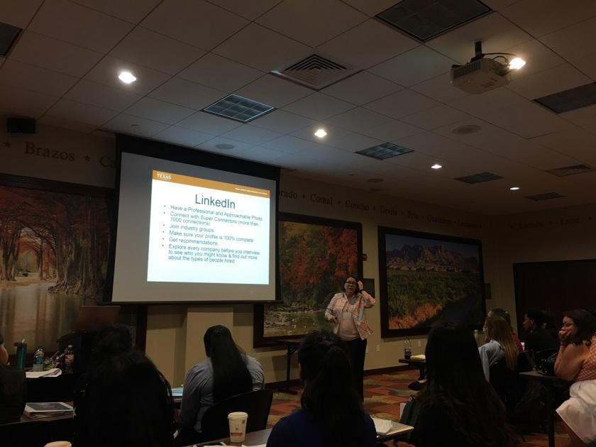SHSU, LEAP Center, LEAP Ambassadors, New Leadership Texas, Karen Landolt
