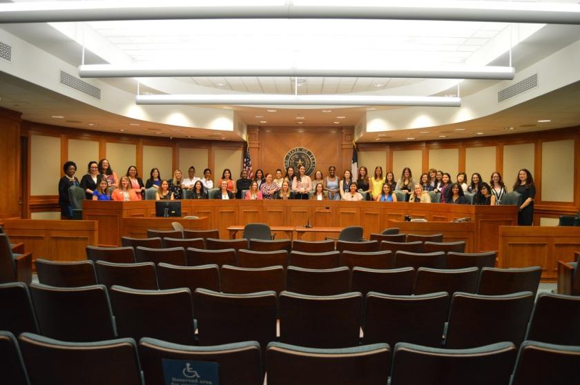 SHSU, LEAP Center, LEAP Ambassadors, New Leadership Texas