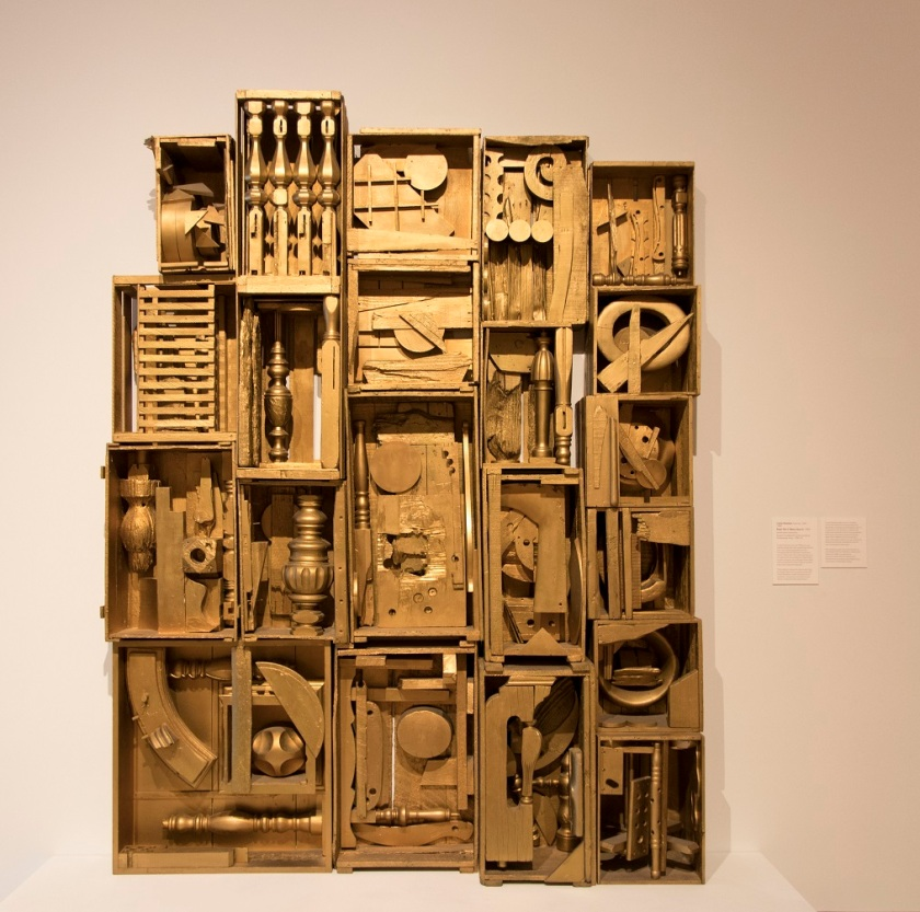 SHSU, LEAP Center, LEAP Ambassadors, Phoenix Art Museum, Louise Nevelson