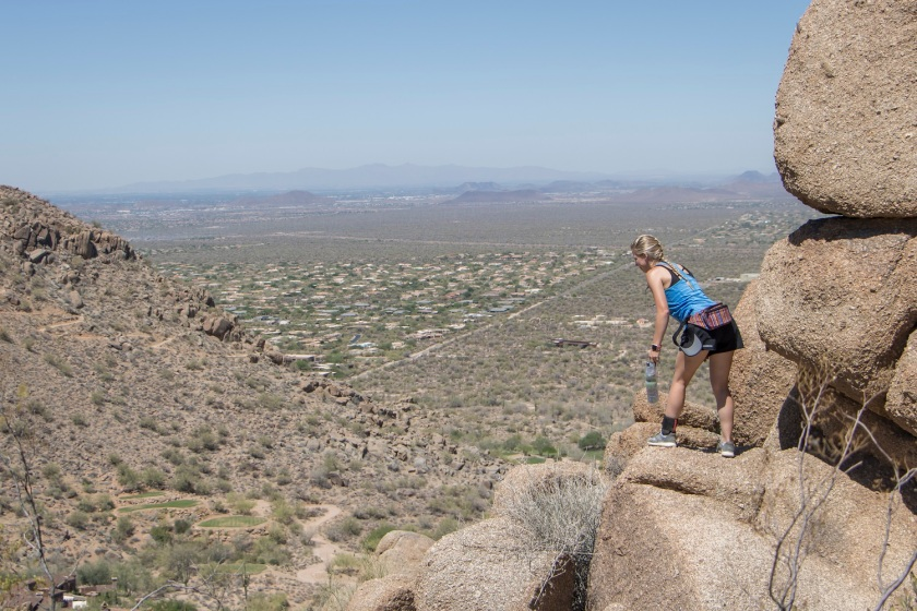 SHSU, LEAP Center, LEAP Ambassadors, Phoenix, Pinnacle Park, Hikes