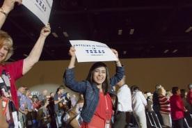 TX GOP, Texas Republican Convention 2018, Karla Rosales