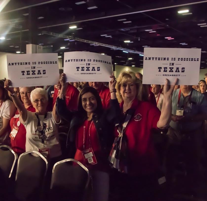 TX GOP, Texas Republican Convention 2018,