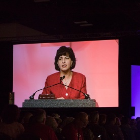TX GOP, Texas Republican Convention 2018, RR Commissioner Christi Craddick