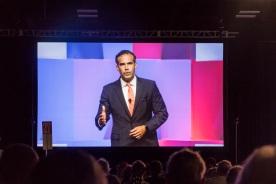 TX GOP, Texas Republican Convention 2018, Land Commissioner George P. Bush