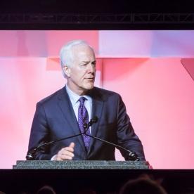 TX GOP, Texas Republican Convention 2018, Senator John Cornyn