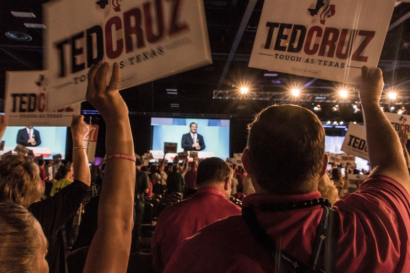 Texas Republican Convention 2018, Senator Ted Cruz