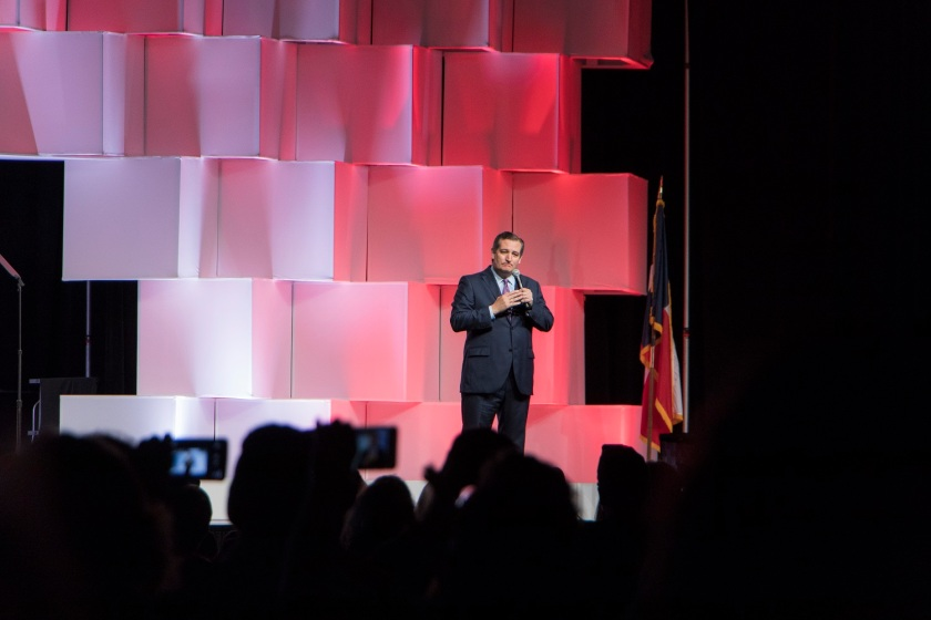 Texas Republican Convention 2018, Senator Ted Cruz