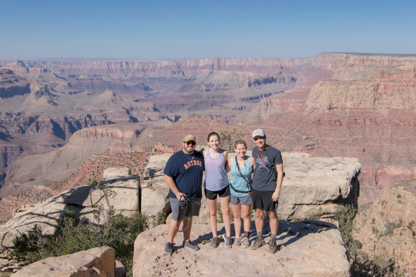 SHSU, LEAP Center, Grand Canyon, Rim Trail