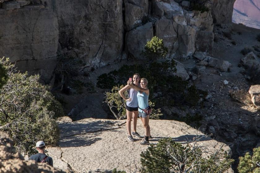SHSU, LEAP Center, Grand Canyon, Rim Trail