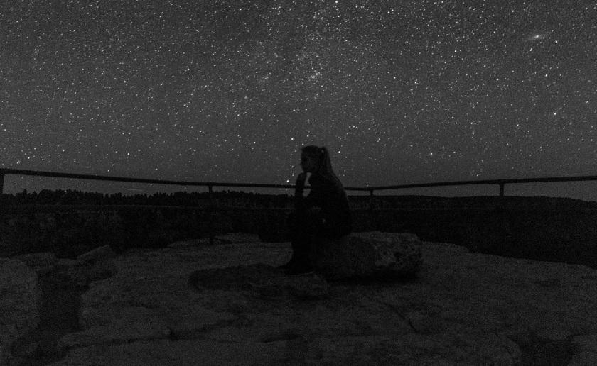SHSU, LEAP Center, North Rim of the Grand Canyon, Angel's Window, Mark Burns, Milky Way