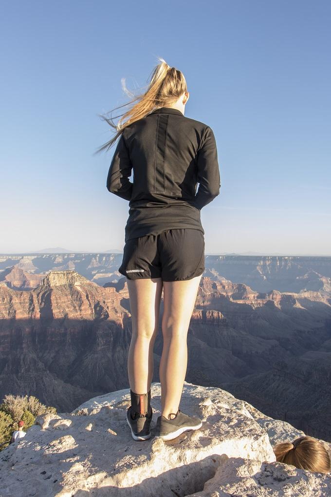 SHSU, LEAP Center, North Rim Grand Canyon, Angel's, Bright Angel Point