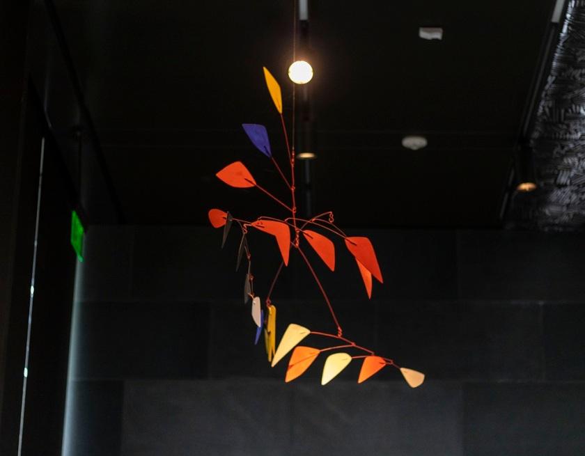 SHSU, LEAP Center, McNay Art Museum, Alexander Calder