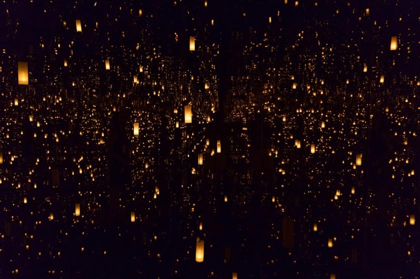 SHSU, LEAP Center, McNay Art Museum, Yayoi Kusama