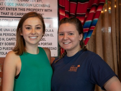SHSU, LEAP Center, Mi Tierra, Anne Jamarik, Peyton Reed