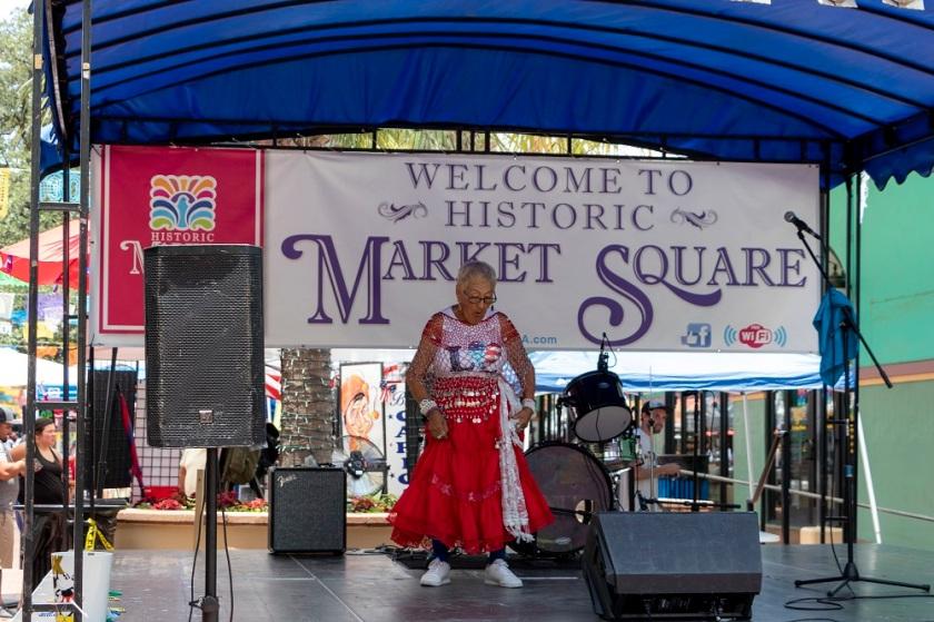 SHSU, LEAP Center, Mi Tierra, Market Square