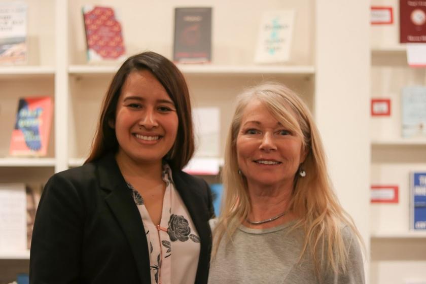 SHSU, LEAP Center, LEAP Ambassadors, Linda Geffen, Brazos Bookstore