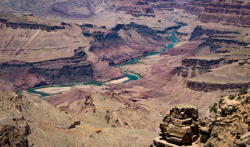 SHSU, LEAP Center, Grand Canyon, Watchtower