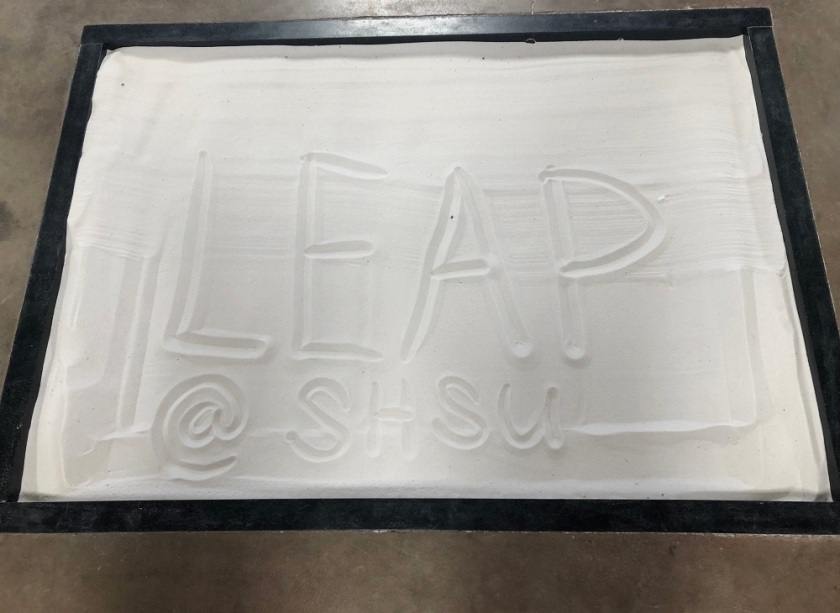 SHSU, LEAP Center, Donald Judd, Chinati, Marfa Texas, LEAP at SHSU