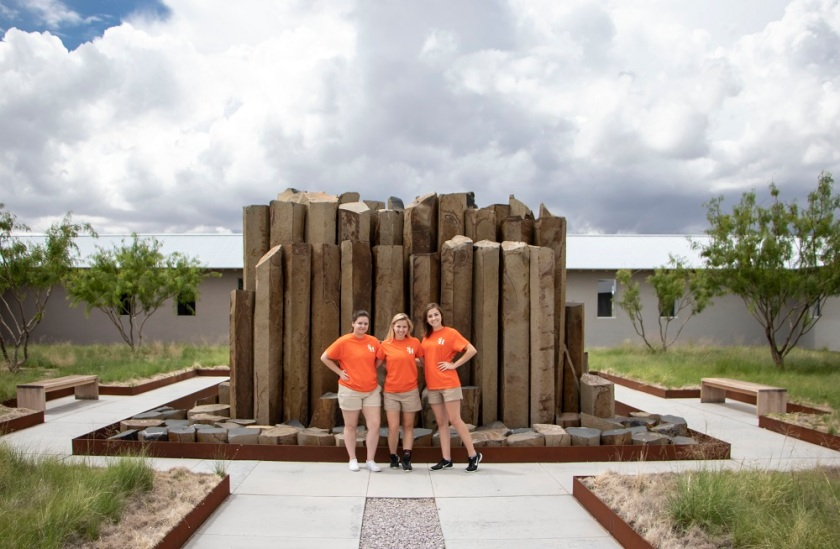 SHSU, LEAP Center, Donald Judd, Chinati Foundation, Marfa Texas, Robert Irwin
