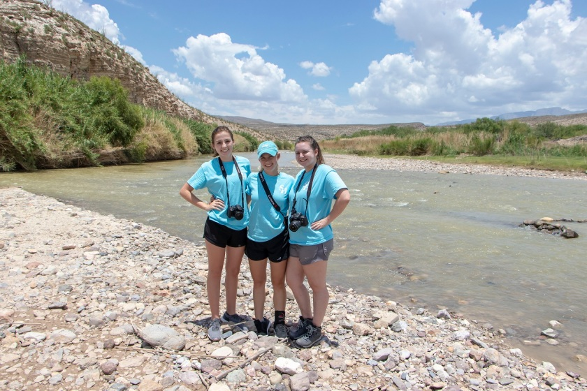 SHSU, LEAP Center, Big Bend, Anne Jamarik, Maggie Denena, Peyton Reed